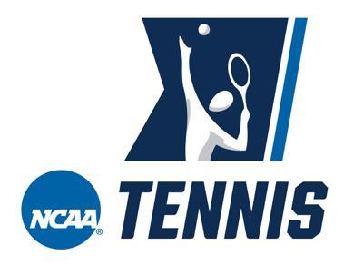 NCAA tennis logo